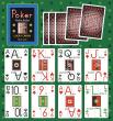Le Poker quatre feuilles, lucky cards, 54 cartes